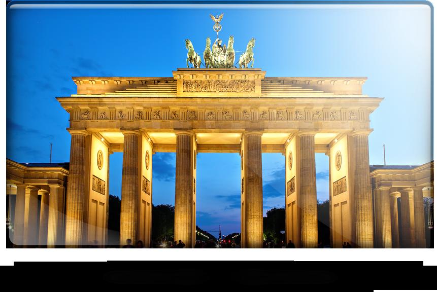 Bild des Brandenburger Tors