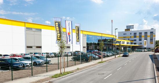 Eröffnung der neuen Iden Zentrale in Berlin am Südkreuz