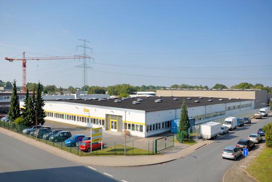 Eröffnung des Iden Standortes in Hamburg / Barbüttel 1997