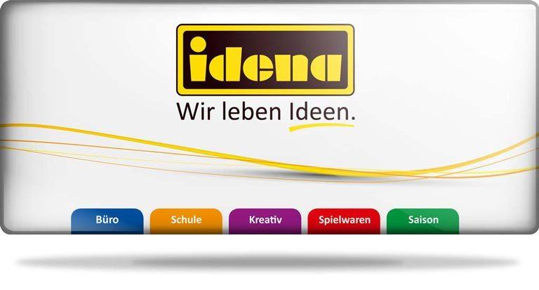Marke Idena – Wir leben Ideen.