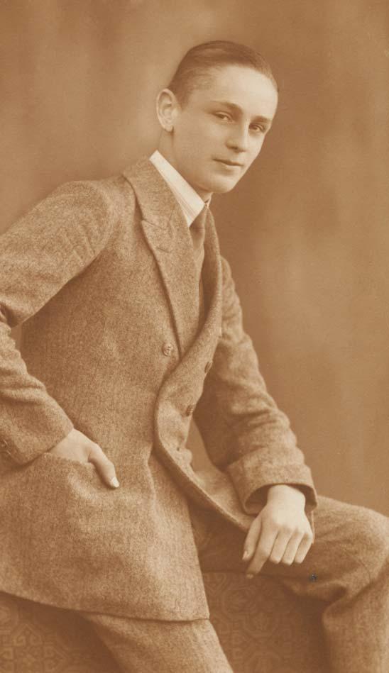 Ernst Iden übernimmt 1936 die Geschäftsführung