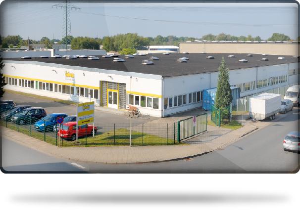 Iden Hamburg GmbH in Barsbüttel in der Von-Bronsart-Straße 5