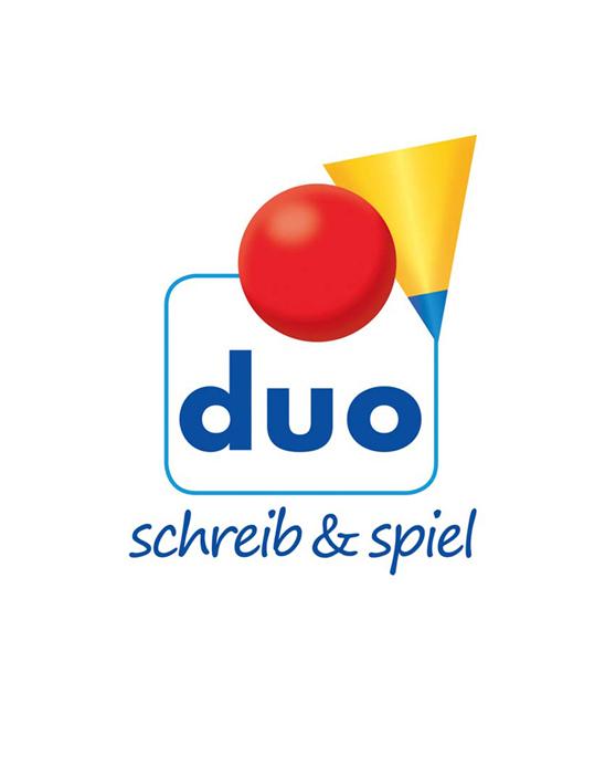 Logo von duo schreib & spiel