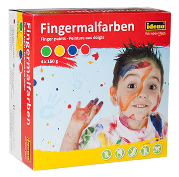 Fingermalfarben
